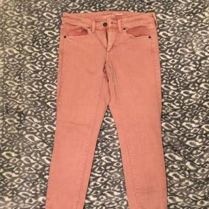 Pink Target Universal Thread Jeans